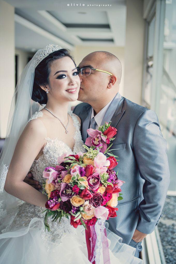 Ferry & Evi Wedding by alivio photography - 026