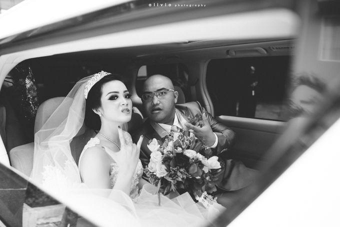 Ferry & Evi Wedding by alivio photography - 028