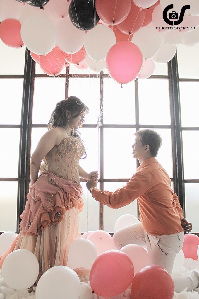 Prewedding of Yeni Agustin & Frederick Sanjaya by My Home Studio - 001