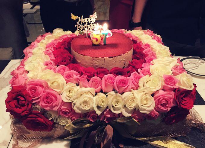 Flower  cake by Love Flower - 004