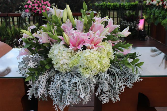 Wedding Decoration by Home Smile Florist - 013