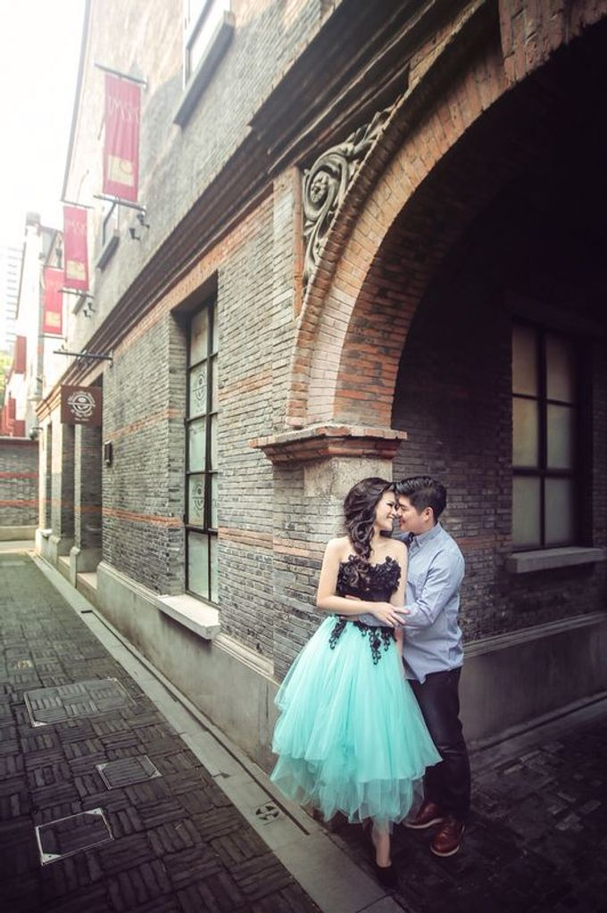 Prewedding of Gunawan & Jesslyn by Jessica Huang - 011