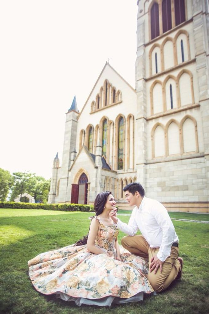 Prewedding of Gunawan & Jesslyn by Jessica Huang - 004