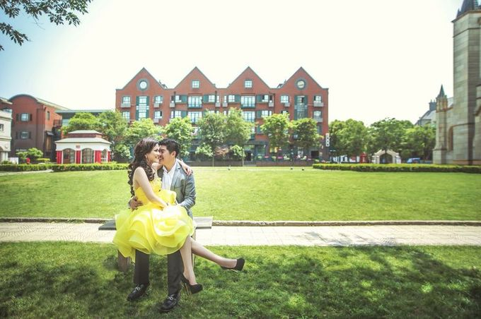 Prewedding of Gunawan & Jesslyn by Jessica Huang - 006
