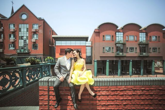 Prewedding of Gunawan & Jesslyn by Jessica Huang - 008