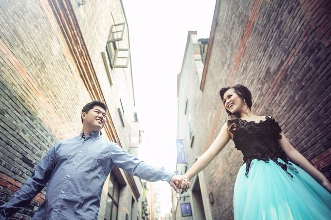 Prewedding of Gunawan & Jesslyn by Jessica Huang - 009
