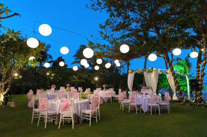 WEDDING ALEX & YITING by Fairmont Sanur Beach Bali - 026