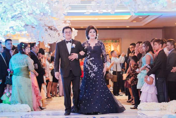 Wedding of Riady & Angel - Shangri-La - Jakarta by MARK & CO - 001
