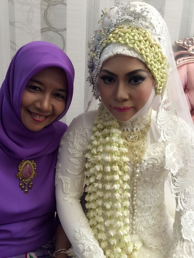 Tambahkan ke board salon ratu bridal by salon ratu samarinda 009