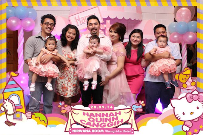First Birthday of Hannah Quinn by After 5 Photobooth - 002