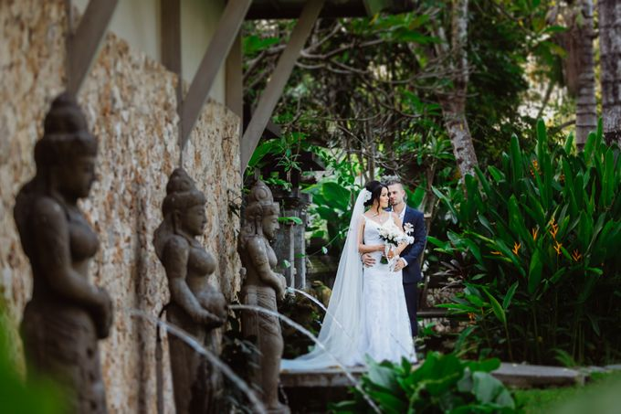Bali Wedding - Elly and Jay at Segara Village Hotel by The Deluzion Visual Works - 036