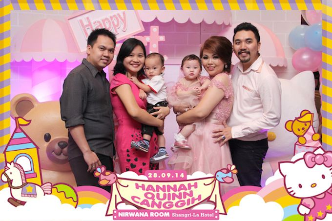First Birthday of Hannah Quinn by After 5 Photobooth - 003