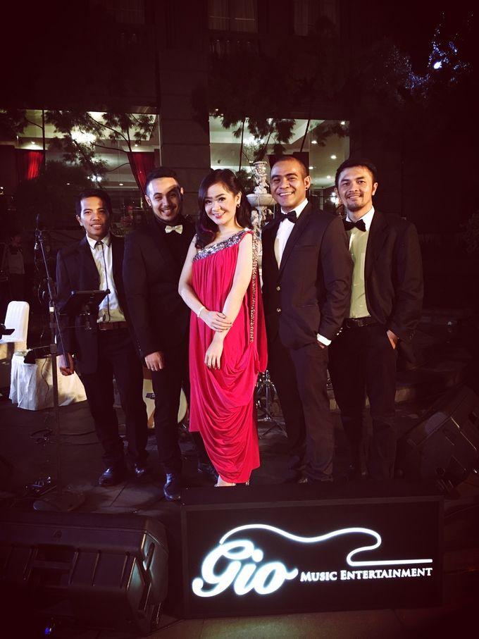 Gio Music Entertainment wedding at GH Universal Hotel by Gio Music Entertainment - 001