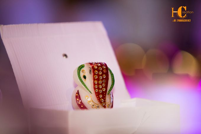 Engagement Nikhil & pooja by Hakim Creation Photography - 006