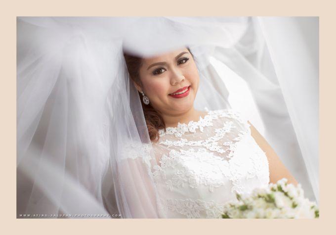 BRIDAL PORTRAITS by Aying Salupan Designs & Photography - 010