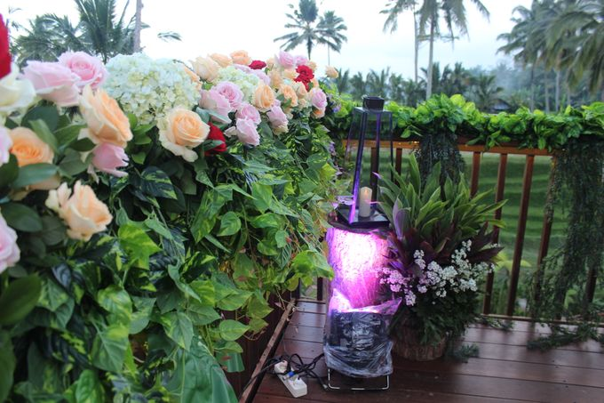 Wedding Decoration by Home Smile Florist - 010