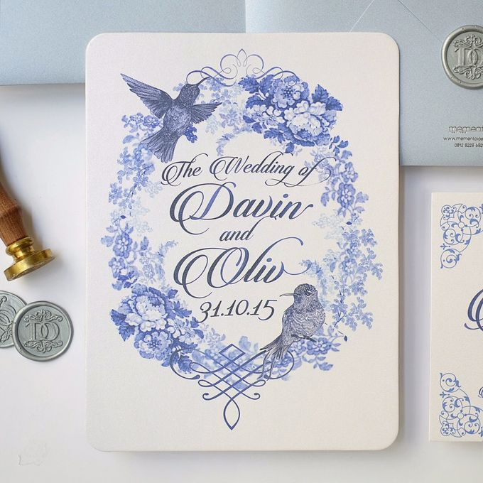 Wax Stamp The Love Seal by Memento Idea - 003