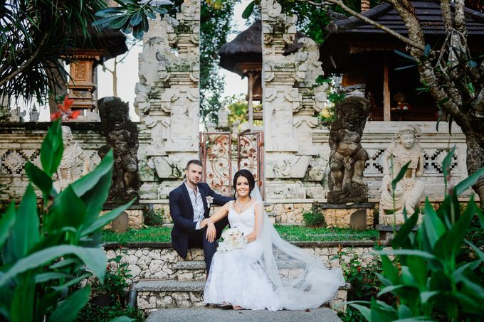 Bali Wedding - Elly and Jay at Segara Village Hotel by The Deluzion Visual Works - 039