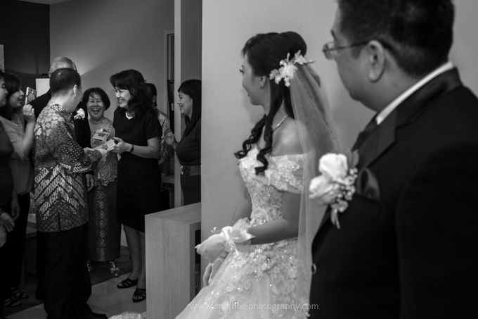 ALBERT & SINTHIA - WEDDING DAY by Spotlite Photography - 004
