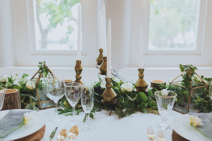 WINTER WONDERLAND STYLED SHOOT  BY ALCOVE AT CALDWELL HOUSE by Rosette Designs & Co - 006