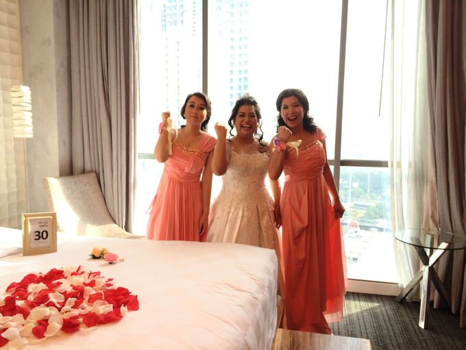 THE WEDDING OF KEN AND MUTI by JS Wedding Planner Organizer and Entertainment - 002