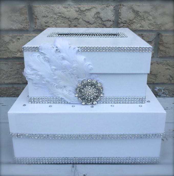 wedding card  boxes by iWedding World - 012