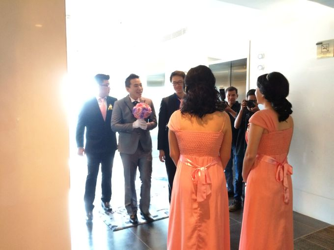 THE WEDDING OF KEN AND MUTI by JS Wedding Planner Organizer and Entertainment - 003