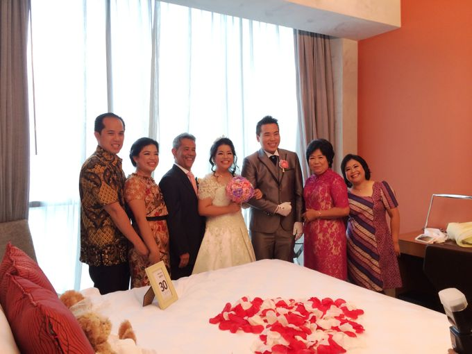 THE WEDDING OF KEN AND MUTI by JS Wedding Planner Organizer and Entertainment - 010