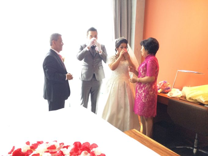 THE WEDDING OF KEN AND MUTI by JS Wedding Planner Organizer and Entertainment - 011