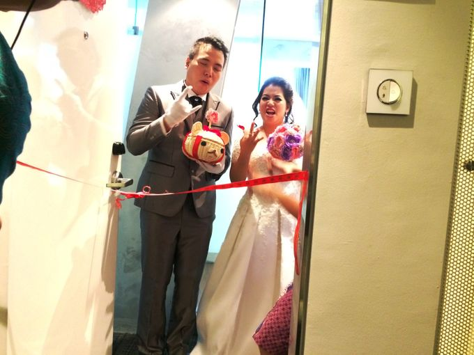 THE WEDDING OF KEN AND MUTI by JS Wedding Planner Organizer and Entertainment - 012