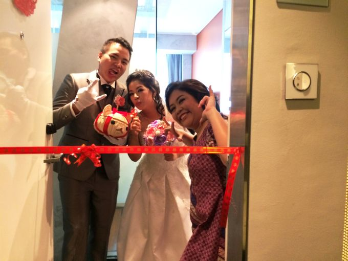 THE WEDDING OF KEN AND MUTI by JS Wedding Planner Organizer and Entertainment - 013