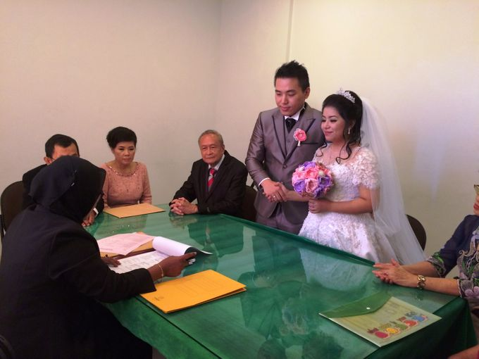 THE WEDDING OF KEN AND MUTI by JS Wedding Planner Organizer and Entertainment - 015