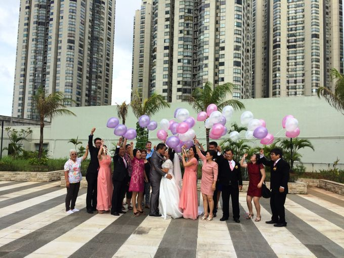 THE WEDDING OF KEN AND MUTI by JS Wedding Planner Organizer and Entertainment - 016