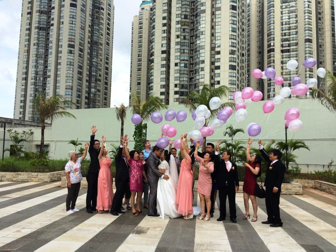 THE WEDDING OF KEN AND MUTI by JS Wedding Planner Organizer and Entertainment - 017