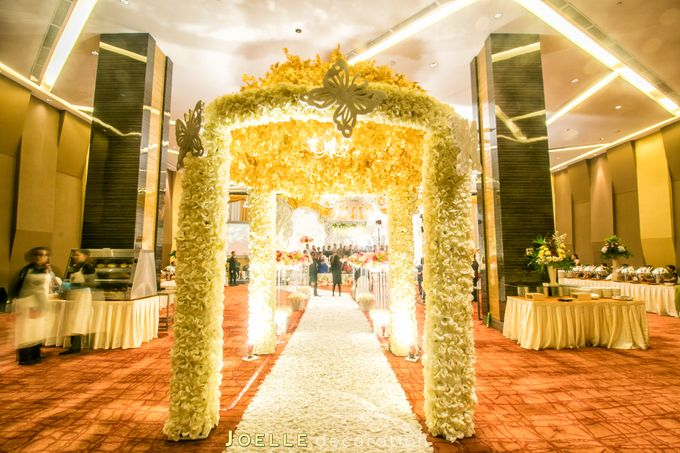 Heri Iin Wedding by Menara Top Food Alam Sutera - 013
