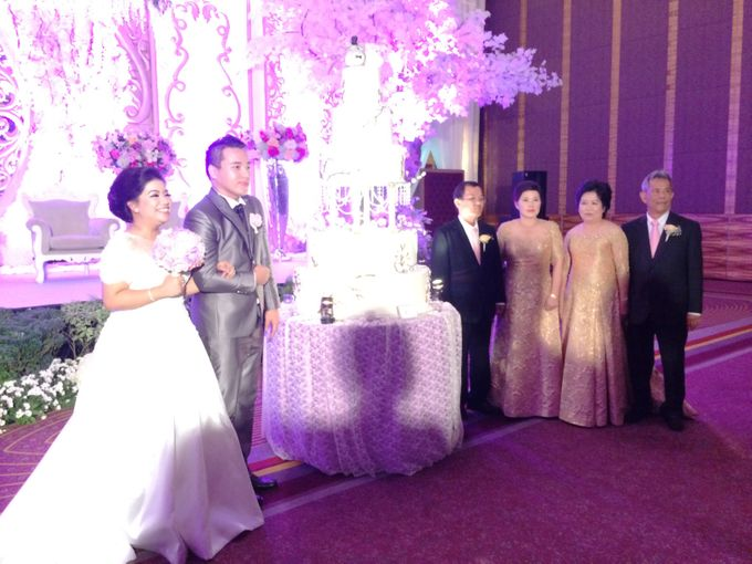 THE WEDDING OF KEN AND MUTI by JS Wedding Planner Organizer and Entertainment - 021