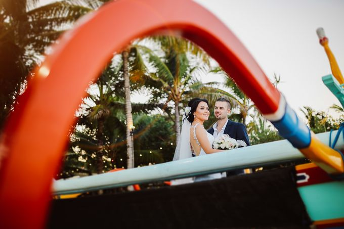 Bali Wedding - Elly and Jay at Segara Village Hotel by The Deluzion Visual Works - 040