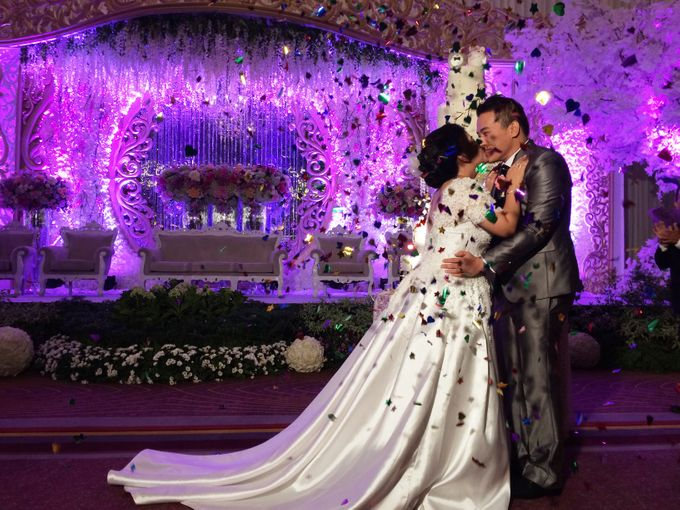 THE WEDDING OF KEN AND MUTI by JS Wedding Planner Organizer and Entertainment - 024