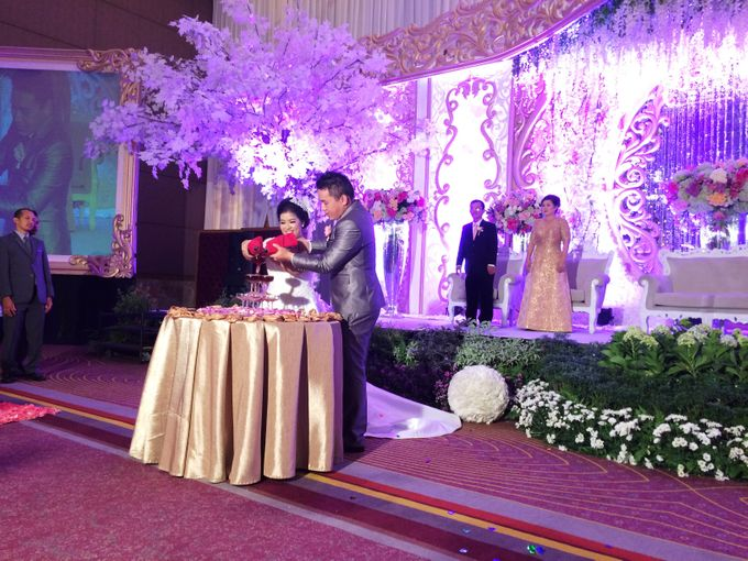 THE WEDDING OF KEN AND MUTI by JS Wedding Planner Organizer and Entertainment - 025