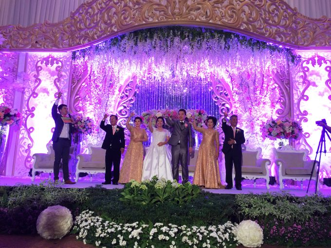 THE WEDDING OF KEN AND MUTI by JS Wedding Planner Organizer and Entertainment - 026