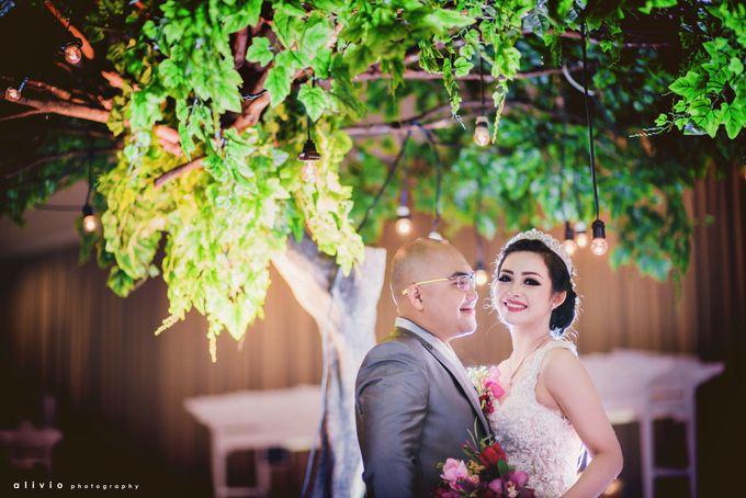Ferry & Evi Wedding by alivio photography - 029