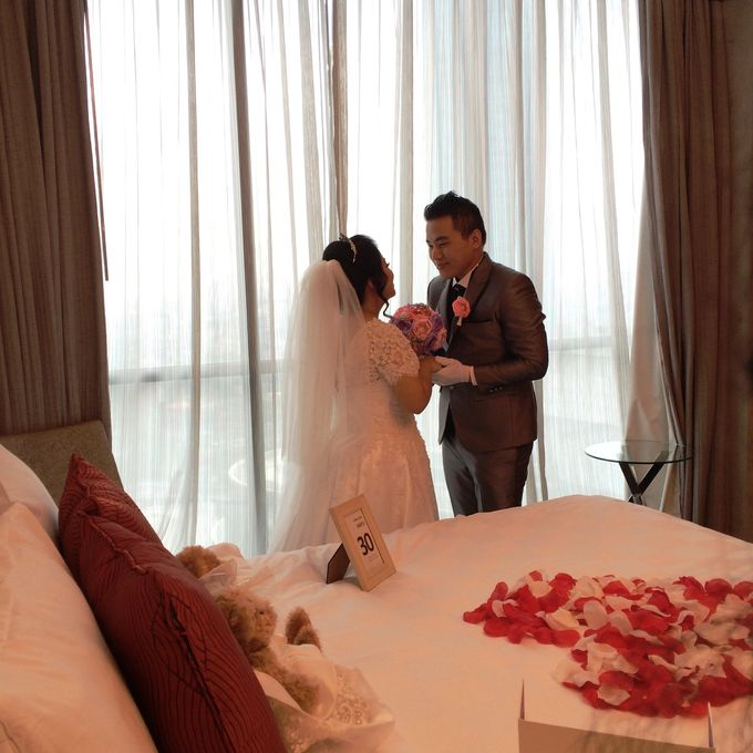 THE WEDDING OF KEN AND MUTI by JS Wedding Planner Organizer and Entertainment - 030