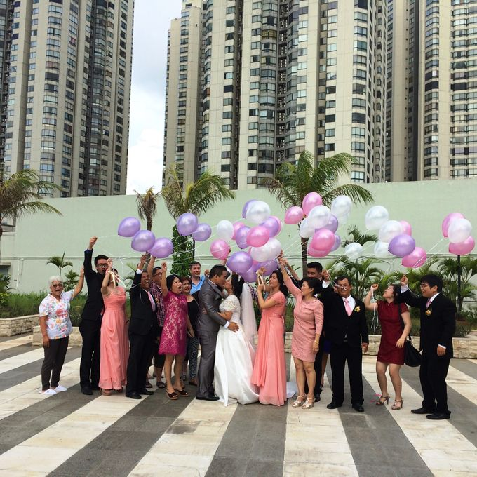 THE WEDDING OF KEN AND MUTI by JS Wedding Planner Organizer and Entertainment - 032