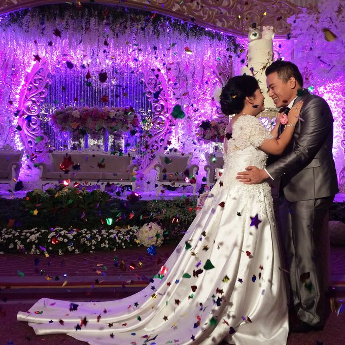 THE WEDDING OF KEN AND MUTI by JS Wedding Planner Organizer and Entertainment - 033