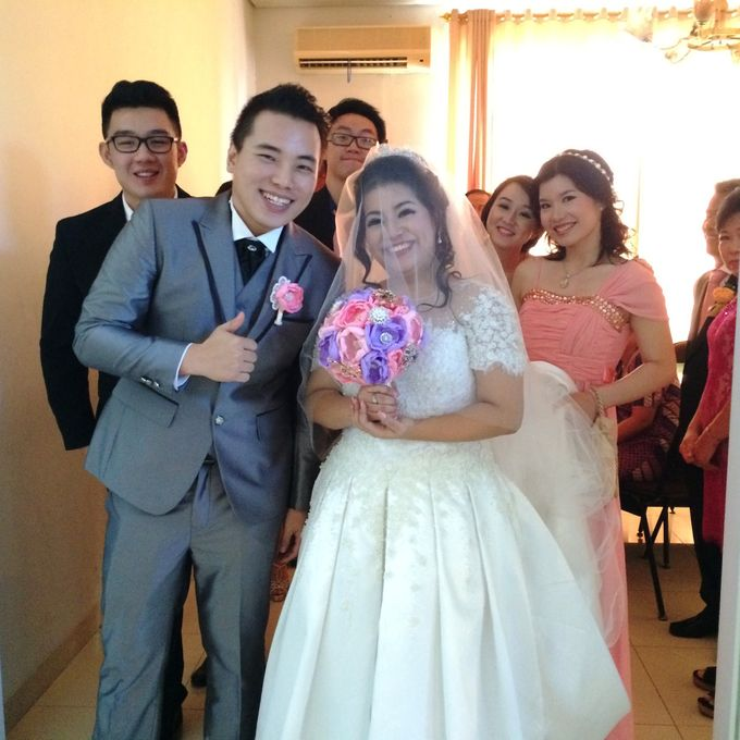 THE WEDDING OF KEN AND MUTI by JS Wedding Planner Organizer and Entertainment - 034