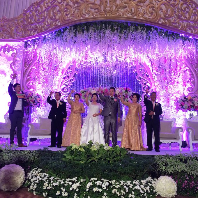 THE WEDDING OF KEN AND MUTI by JS Wedding Planner Organizer and Entertainment - 035