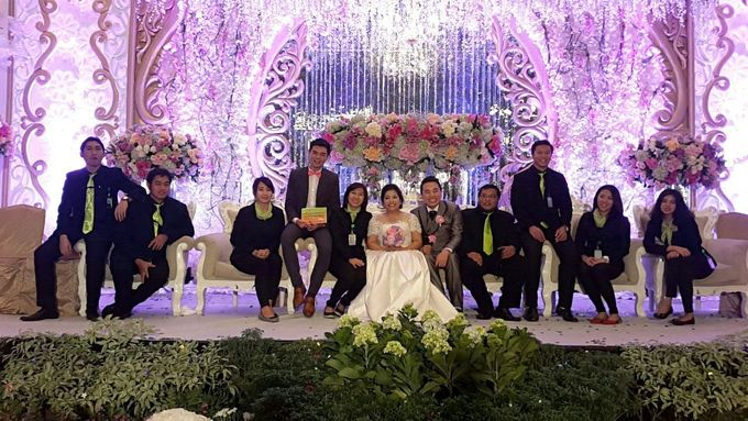 THE WEDDING OF KEN AND MUTI by JS Wedding Planner Organizer and Entertainment - 036