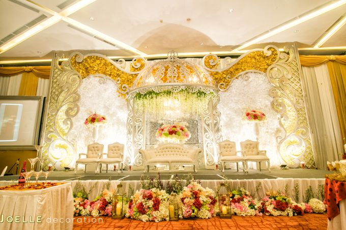 Heri Iin Wedding by Menara Top Food Alam Sutera - 018