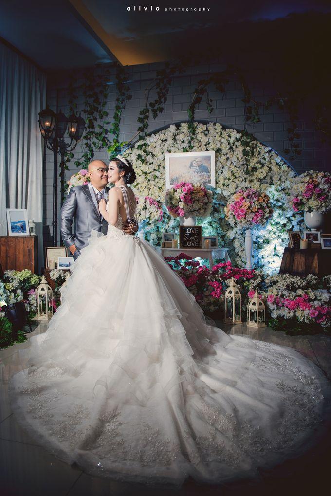 Ferry & Evi Wedding by alivio photography - 030