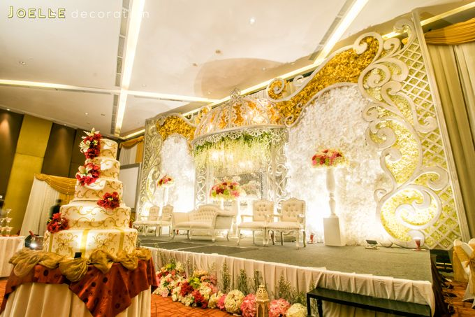 Heri Iin Wedding by Menara Top Food Alam Sutera - 019